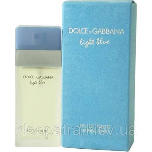 """Женская туалетная вода Dolce & Gabbana Light Blue (Дольче Габбана Лайт Блю) - Магазин """"Клеопатра"""" в Киеве"""
