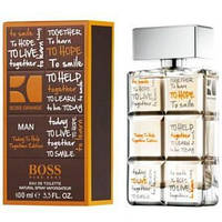 Мужская туалетная вода Hugo Boss Boss Orange Man Charity Edition (Хьюго Босс Босс Оранж фо Мен Чарити Эдишн)
