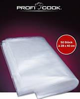 Пленка для вакуумного упаковщика Profi CookVK-FW 1015(28*40 см - в пачке 50 шт )