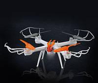 Радиоуправляемый квадрокоптер вертолет дрон 555-Q7