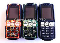 Противоударный водостойкий мобильный телефон LAND ROVER A8+ 2 Sim Большая батарея 18000 Mah