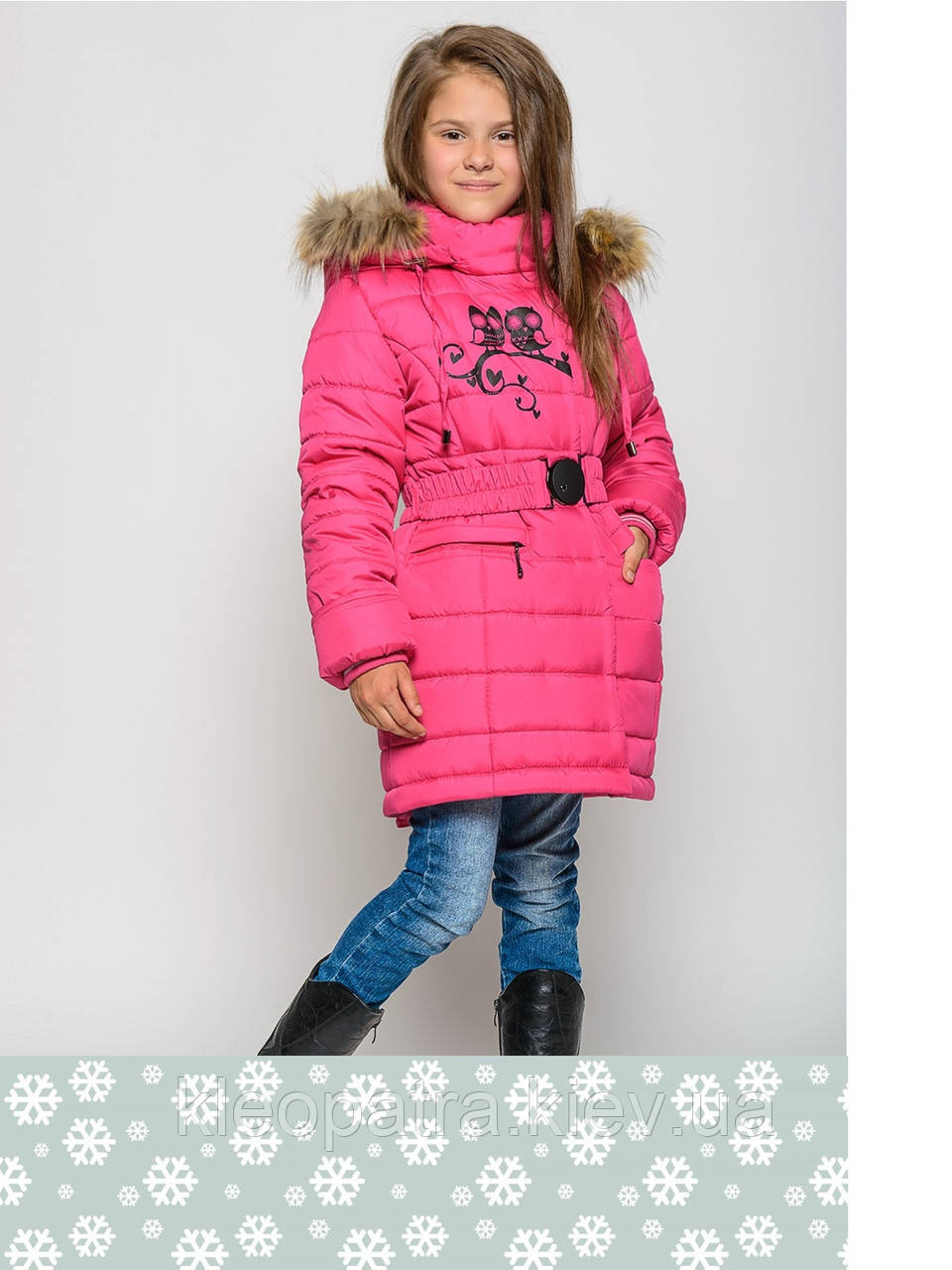 Пальто детское X-Woyz DT-8217, фото 1