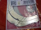 Опорный вкладыш коленчатого вала (STD) на Renault Trafic 1.9dCi (2001-2006) Glyco (Германия) A215/2 STD, фото 6