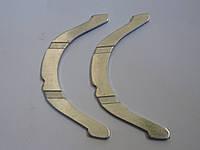 Опорный вкладыш коленчатого вала на Renault Trafic 1,9 dCi с 2001... Glyco (Германия) A215/2 STD