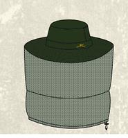 Шляпа Jahti Jakt Isko Mosquito Hat Green