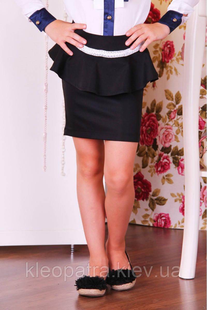 Школьная юбка для девочки  Марина