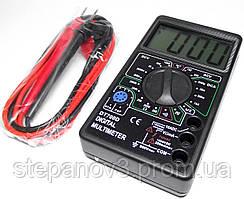 Цифровой мультиметр тестер вольтметр TS-700D