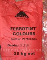 Пигмент красный F3330, FERROTINT (Гонконг)