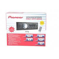 Автомагнитола Pioner 1172 USB/MP3/FM (75 068)
