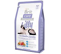 Brit Care Cat Lilly I have Sensitive Digestion - сухой корм для кошек с чувствительным пищеварением