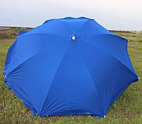 Зонт круглый, торговый, садовый 3м. Усиленный. Плотная ткань. Зонт для торговли на улице!