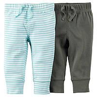 Трикотажные штаны для мальчика (2 шт)  9, 12 месяцев