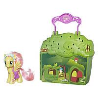 "My Little Pony Игровой набор ""Коттедж Флаттершай""  Friendship is Magic Fluttershy Cottage Playset"
