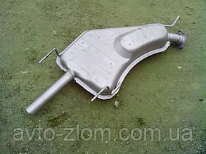 Глушитель Opel Vectra B, Опель Вектра Б. 1,6-1,8-2,0 16V. 17. 280.