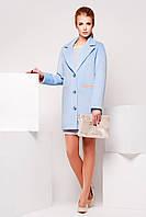 Пальто  женское демисезонное X-Woyz PL-8627