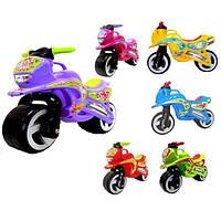 Каталка Мотоцикл 11-006 толокар Kinder Way