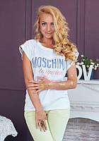 Блуза женская Moschino