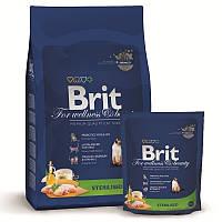 Brit Premium Cat Sterilized - сухой корм для стерилизованных кошек