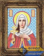 Схема иконы для вышивки бисером - Лариса Святая Мученица, Арт. ИБ5-079-1