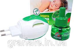 Жидкость + фумигатор РАПТОР от комаров, оригинал