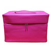 РАСПРОДАЖА! Кейс для мастера маникюра или парикмахера - CaseLife A-25 Розовый - A25-PINK