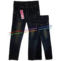 Брюки для девочек PaHhb1221 джинс 6 шт (7-12 лет)
