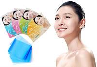 Матирующие салфетки для лица