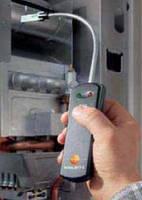 Детектор утечек дымовых газов testo 317-1