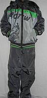 Спортивный костюм  для мальчика плащевка, 5-6 лет