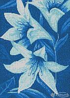 """Colibri mosaic панно Сolibri mosaic """"Белые лилии"""" художественное изделие из мозаики 168x236"""