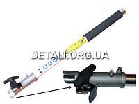 Насадка на мотокосу удлинитель штанги 9x9T, D 26, d-8mm, L-500mm
