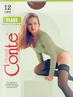 Женские чулки Conte Class 12 den