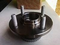 Оригинальная ступица заднего колеса со шпильками и подшипниками на Chery S21 Jaggi s21-3301210ba. Ступица+АБС
