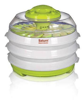 Электрическая сушилка для фруктов и овощей Saturn FP 0112, фото 2