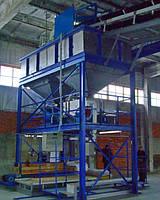 Производственные линии, перегрузочно-фасовочные линии минеральных удобрений