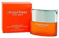 Мужская оригинальная туалетная вода Clinique happy, 50ml NNR ORGAP /05-63