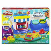 """Игровой набор Play-Doh """"Двойной десерт"""""""