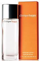 Оригинальная женская парфюмированная вода Clinique Happy 50ml NNR ORGAP/05-82