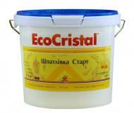 Шпатлевка Экокристал Старт ИР-20, 7,5 кг (Ирком)