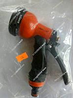 Пистолет поливочный механический 7 -ми функциональный AP 2003