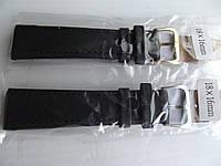 Ремешок для часов Perfect 18мм черный