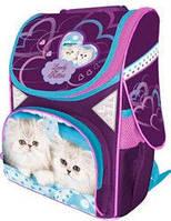 Ранец школьный ортопедический Lovely Kitties