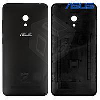 Задняя панель корпуса для Asus ZenFone 5 Lite (A502CG), оригинал (черный)