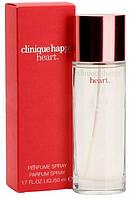 Женская оригинальная парфюмированная вода Clinique Happy Heart, 50ml NNR ORGAP/07-82