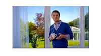 Рекламная кампания на ТВ для ТМ Века в Украине. Весенний и осенний флайты на ТВ. Специально для рекламной кампании нашим агентсвом был снят рекламный ролик с участие Игоря Кондратюка, Если окна - то Века!!