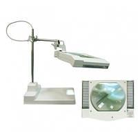 Лампа-лупа TESORO настольная LED