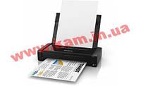 Принтер струменевий портативни й, WI-FI, батарея WF-100W (C11CE05403)