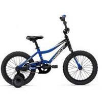 """Велосипед Марс 16"""" (синий/черный)"""