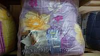 Одеяло Евро двуспальное облегченное ватное