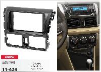 Рамка переходная Carav 11-434 Toyota Vios 2013+, Yaris 2013+ 2DIN